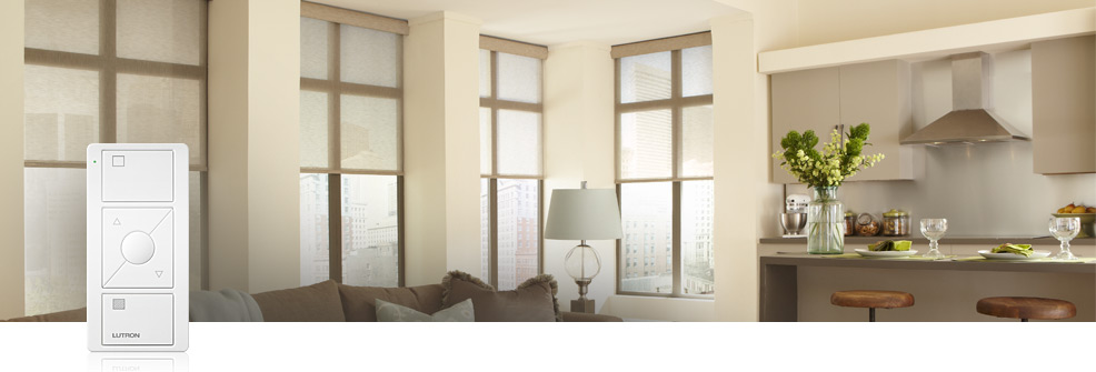 Lutron Automated Shades