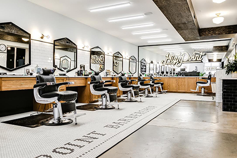 High Point Barbershop