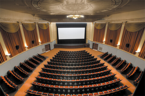 Auditoriums & Theaters